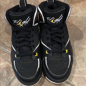 Nike Air Jordan SC 2 454088-035 Size 7Y Black